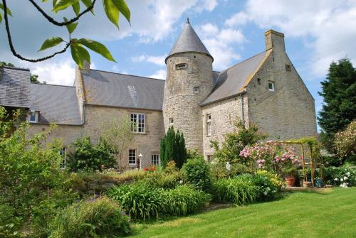 Le Manoir De Juganville : Guest accommodation near Boutteville