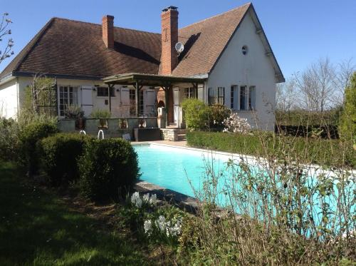 Chymeyn : Bed and Breakfast near Saint-Romain