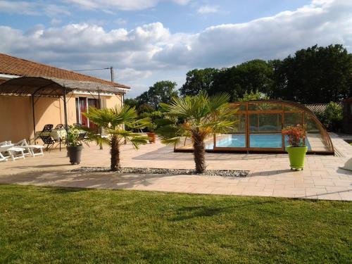 chez t'oie chez m'oie : Guest accommodation near Saint-Projet