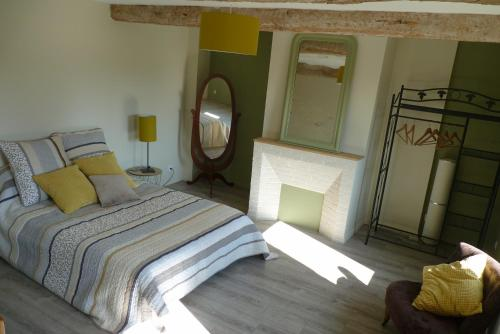 Mas de Melme : Bed and Breakfast near Teulat