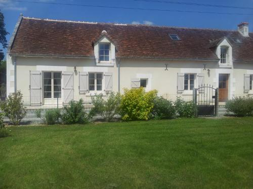les huberts : Guest accommodation near Varennes-sur-Fouzon