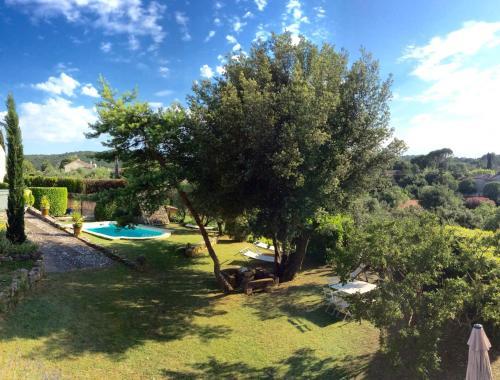 Les Alouettes - Locations WE et vacances : Guest accommodation near Collias