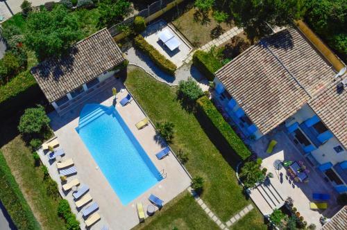 Mas Des Abeilles : Guest accommodation near Sablet