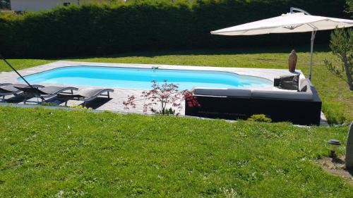 Villa Gergovia : Guest accommodation near Saint-Sandoux