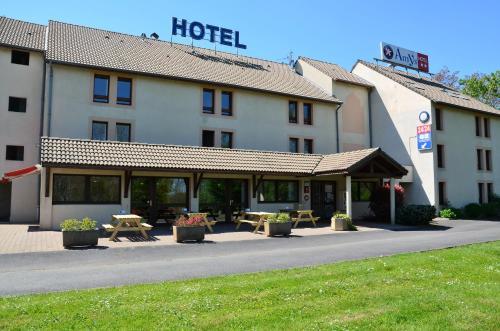Inter-Hotel Tarbes Sud Amys : Hotel near Azereix