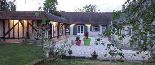 Chambres d'hôtes Entre Terre & Mer : Guest accommodation near Vienne-en-Val