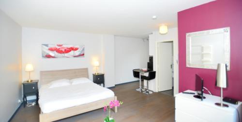 Appart' Brest : Apartment near Lyon 1er Arrondissement