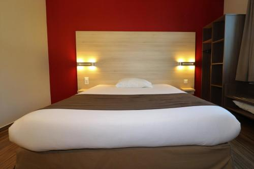 Hotel Arena Grenoble Nord Saint Egrève : Hotel near Mont-Saint-Martin