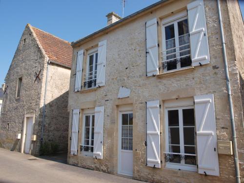 La Maisonnette du Pêcheur : Guest accommodation near Asnelles