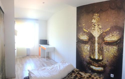 Appartement Friche belle de mai & Vieux-port : Apartment near Marseille 16e Arrondissement