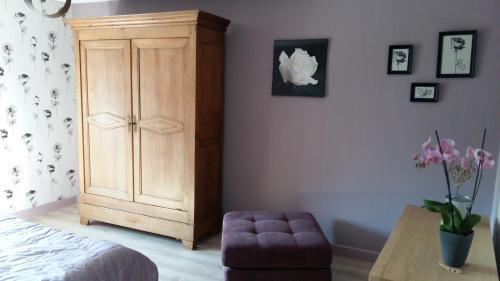 Au Village : Guest accommodation near Montcourt