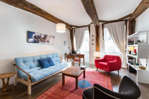 Joffre : Apartment near Rennes