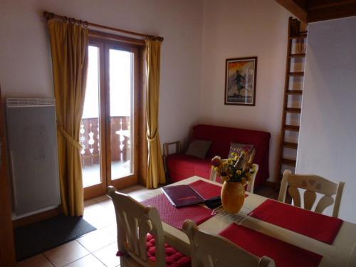 Appartement Haut de Chavant - Gouter : Apartment near Les Houches