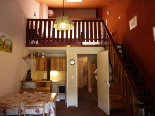 RESIDENCE UBAYE A 23 : Apartment near Faucon-de-Barcelonnette