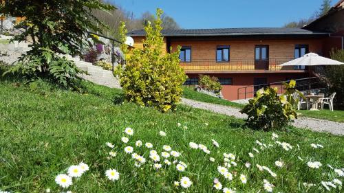 Gite du Walsbach : Guest accommodation near Soultzeren
