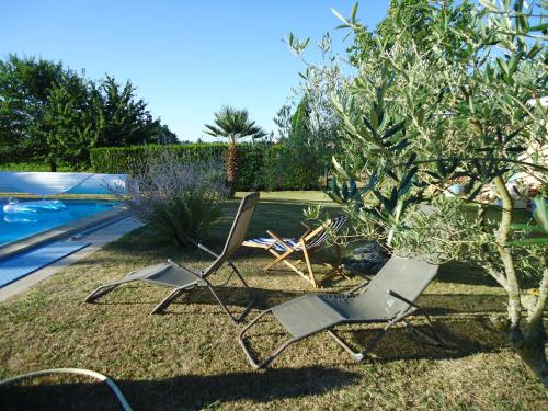 Chambre D'hotes Maranje : Bed and Breakfast near Croignon