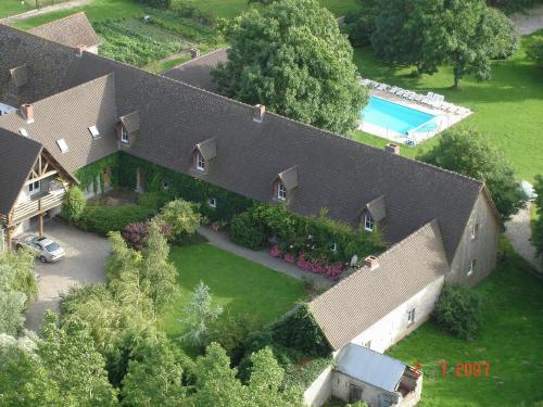 Chambres d'hôtes Edoniaa : Guest accommodation near Regnière-Écluse