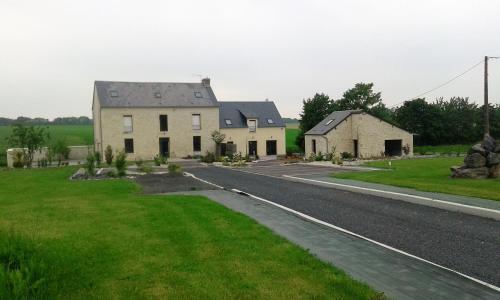 poules ou coqs : Guest accommodation near Tourville-sur-Odon