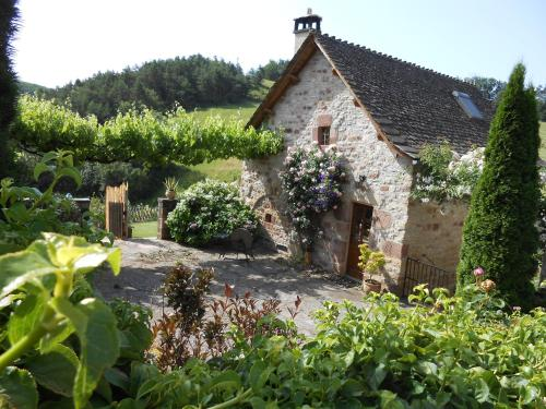 Maison de charme : Guest accommodation near Chanac