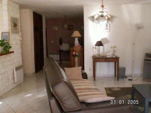 Chez Mano : Apartment near Margon