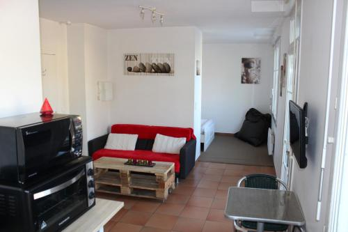 Appartement CITY BREAK LE PETIT VALENTRE : Apartment near Labastide-Marnhac