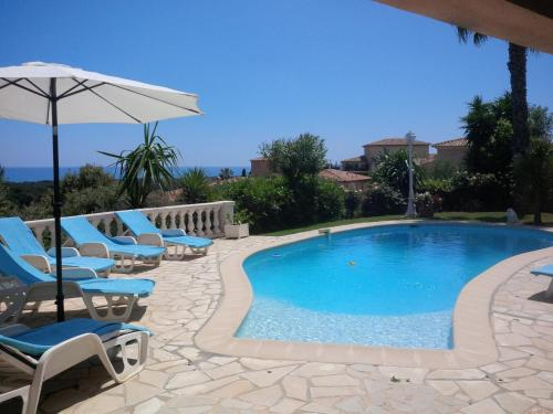 Bella Vista casa : Guest accommodation near Biot