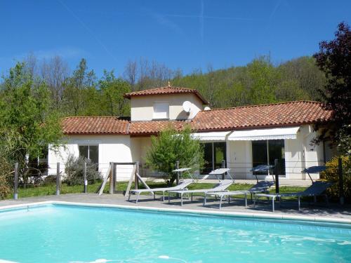 Villa Beausejour : Guest accommodation near Lavaurette