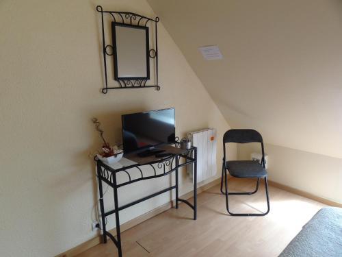 Soleil de Nacre : Bed and Breakfast near Mathieu