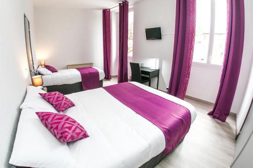 Grand Hotel De France : Hotel near Fraissinet-de-Fourques