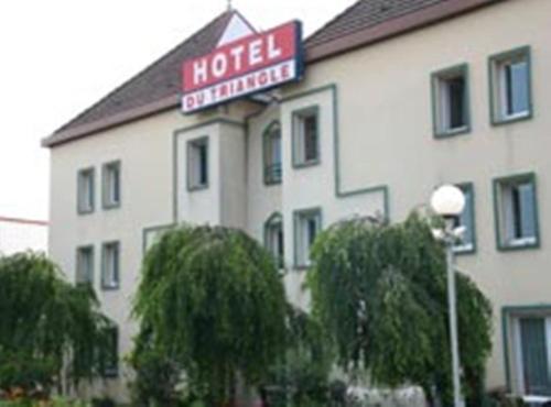 Hotel du Triangle : Hotel near Évrange