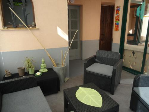 Appartement de Bord de Mer : Apartment near Cerbère