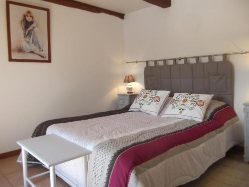 Chambres d'Hôtes Moulin de Rigoulières : Bed and Breakfast near Saint-Aubin