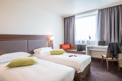Campanile Metz Centre - Gare : Hotel near Montigny-lès-Metz