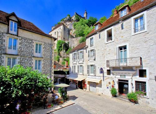 Hotel Beau Site - Rocamadour : Hotel near Couzou
