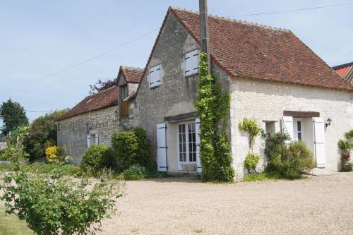 Grange Des Hirondelles : Guest accommodation near Dangé-Saint-Romain