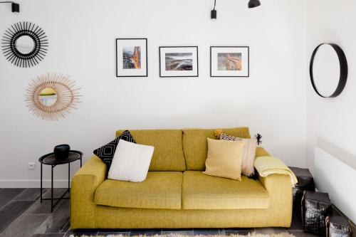 L'Orangeraie et la Palmeraie d'Endoume : Guest accommodation near Marseille 7e Arrondissement