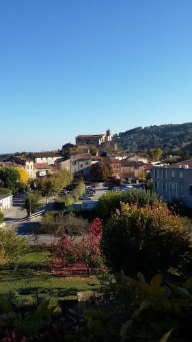 La roque : Bed and Breakfast near Montferrat