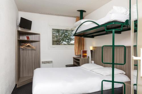 Hôtel balladins Béthune : Hotel near Cambrin