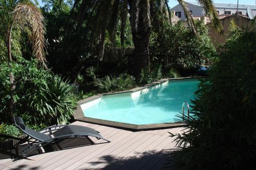 Le Jardin Zen : Apartment near La Ciotat