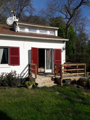Paprika : Guest accommodation near Maurecourt