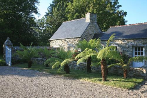Gîte des Fougères : Guest accommodation near Digosville