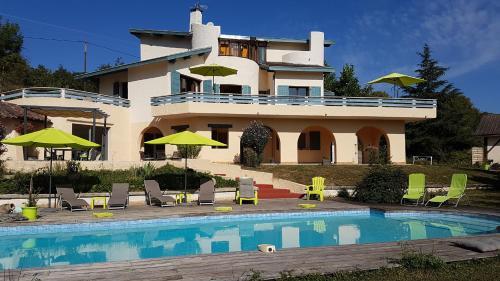 Le Mas de Chartreuse : Guest accommodation near Massieu