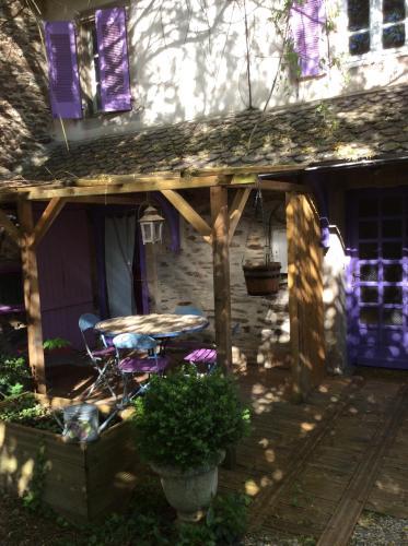 rêve de douceur : Bed and Breakfast near Trémouilles