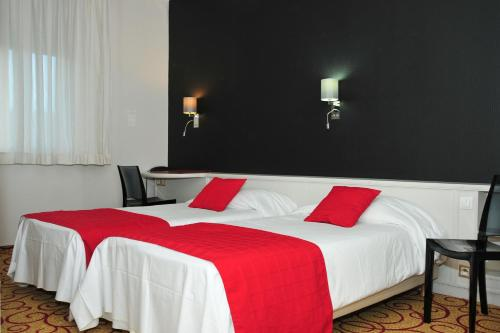 Citotel Europeen : Hotel near Magnac-sur-Touvre