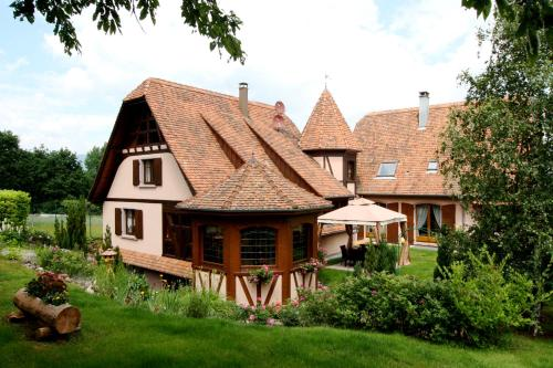 La Romance : Bed and Breakfast near Dieffenbach-au-Val