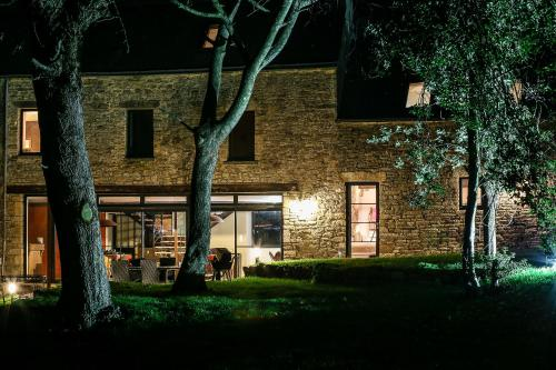 Domaine du Kelenn : Bed and Breakfast near Béganne