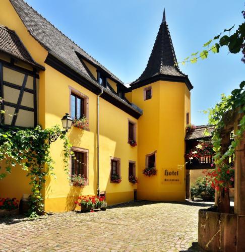 L'Abbaye d'Alspach : Hotel near Sigolsheim