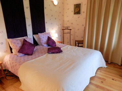 B&B Fromenteau : Bed and Breakfast near Montaron