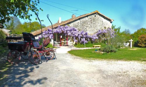 La Schaafraniere : Bed and Breakfast near Pougne-Hérisson