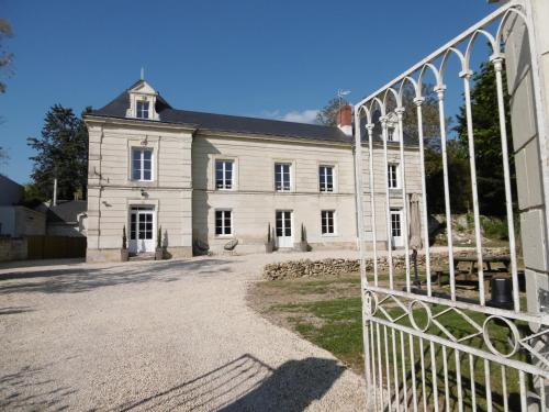 Domaine des Aubuis : Guest accommodation near Thizay